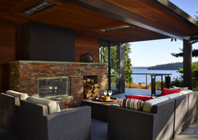Mercer Island Northwest Contemporary